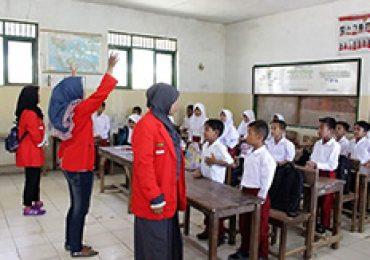 Berbagi Ilmu di Madrasah Ibtidaiyah Al-Hidayah